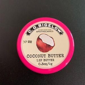 NWT C O Bigelow # 1212 Coconut Butter Lip Butter